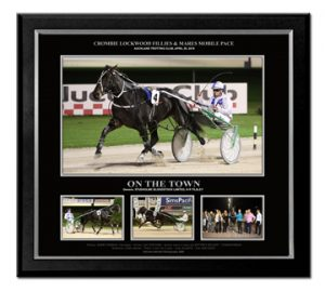 racing night framed photographs