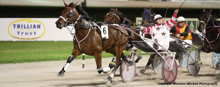 Auckland Trotting Club – 27 May 2017