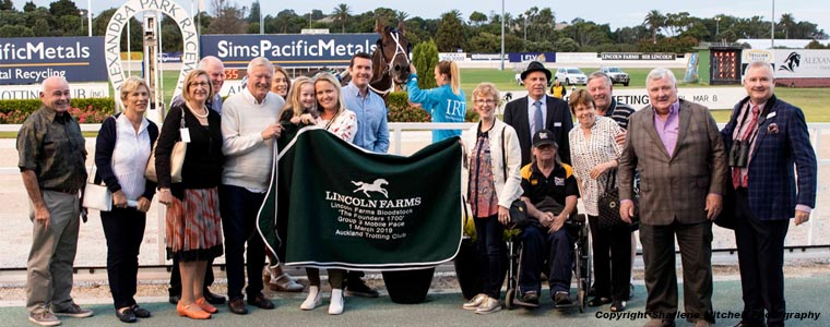 Auckland Trotting Club – 1 March 2019